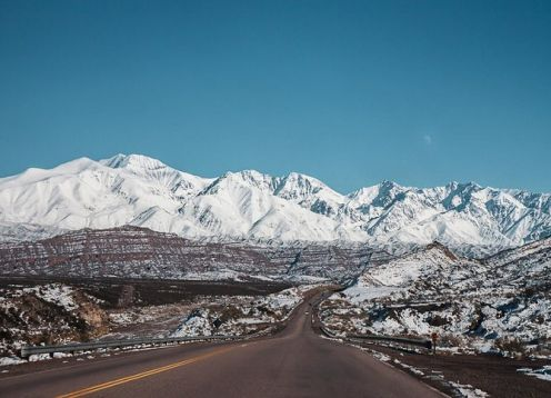 Excursão de dia inteiro em alta montanha de Mendoza. Mendoza, ARGENTINA