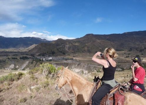 Overnight Tour: Colca Canyon Including Horse Riding from Arequipa. Arequipa, PERU