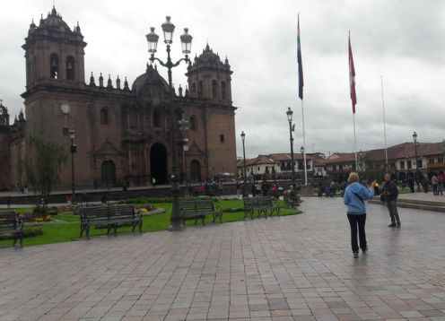 Half-Day City Tour of Cusco. Cusco, PERU