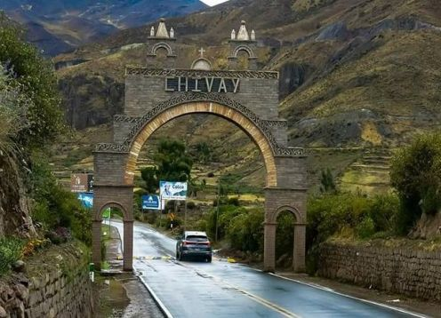 Tour Colca Canyon 2d -1n From Arequipa, Ending In Puno. Arequipa, PERU