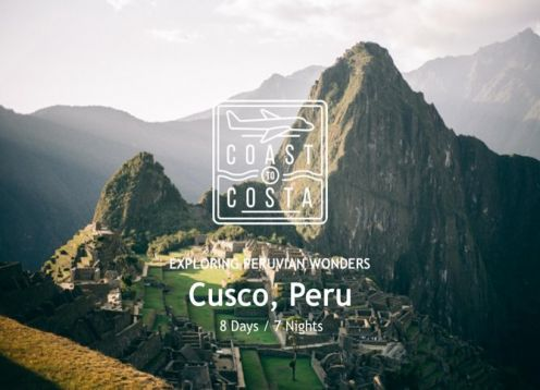 Private trip: Explore the wonders of Peru. Cusco, PERU