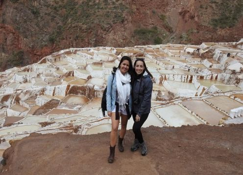 Private excursion to Maras and Moray. Cusco, PERU