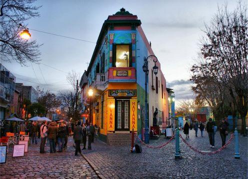 Private Walking Tour of Caminito and La Boca. Buenos Aires, ARGENTINA