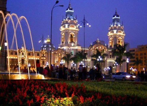Recorrido privado a pie por Lima. Lima, PERU
