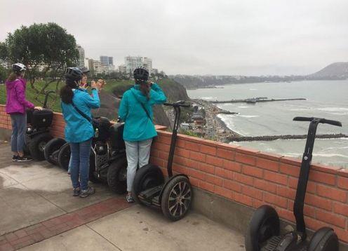 Lima Segway Tours. Lima, PERU