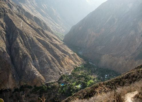 2 days to Colca Canyon from Arequipa. Arequipa, PERU