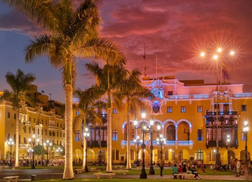Full Day City Tour with Lunch and Show of lights in Lima. Lima, PERU