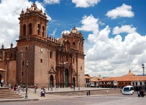 City tour of Cuzco in private service. Cusco, PERU