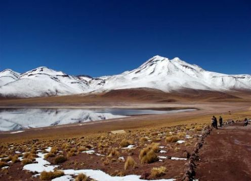 MIRADOR PIEDRAS ROJAS-  LAGUNAS ALTIPLANICAS - SALAR DE ATACAMA . San Pedro de Atacama, CHILE