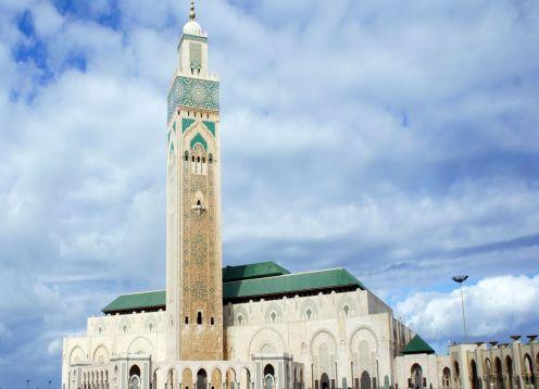 Visita a la herencia judia de Casablanca con almuerzo kosher. Casablanca, MARRUECOS