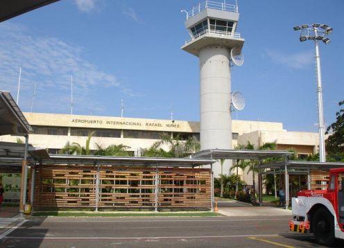 Transfer Aeropuerto de Cartagena a Hotel. Cartagena de Indias, COLOMBIA