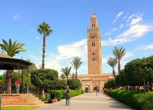 Excursão de dia inteiro em Marrakech saindo de Casablanca. Casablanca, MARROCOS