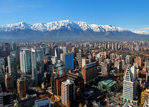 CITY TOUR SANTIAGO. Santiago, CHILE