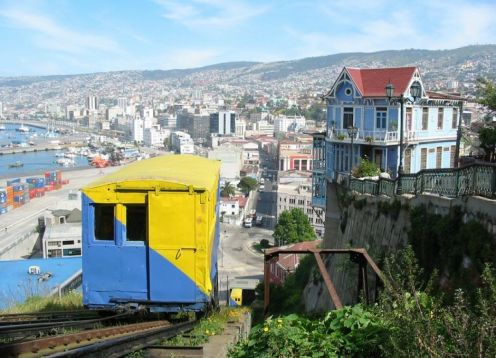 VALPARAISO AND VINA DEL MAR TOUR. ,