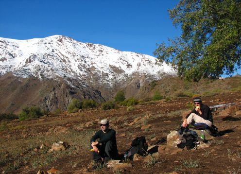 TREKKING ALTO DEL NARANJO / CERRO PROVINCIA. Santiago, CHILE