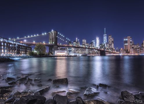 The Big Apple, Night City Tour. New York, NY, UNITED STATES