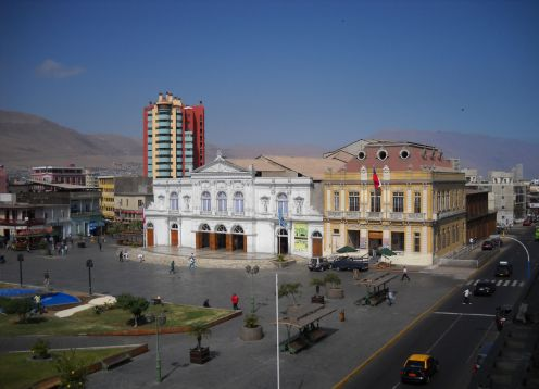 CITY TOUR IQUIQUE. , CHILE