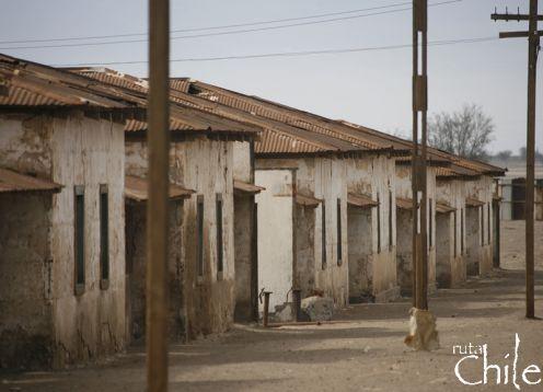 TILIVICHE - UNITA - PINTADOS - SALTPETER MINES - IQUIQUE. Arica, CHILE