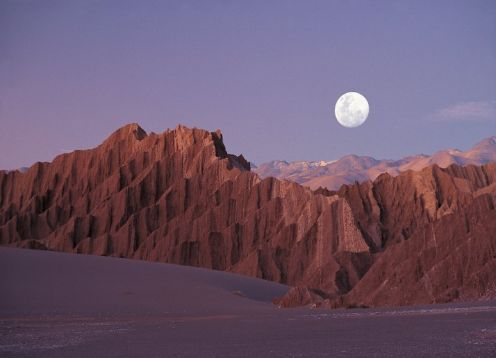 VALLEY OF THE MOON TOUR. ,