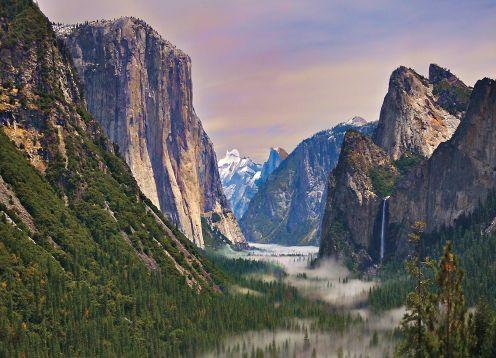 Yosemite and Giant Sequoias Tour. San Francisco, CA, UNITED STATES