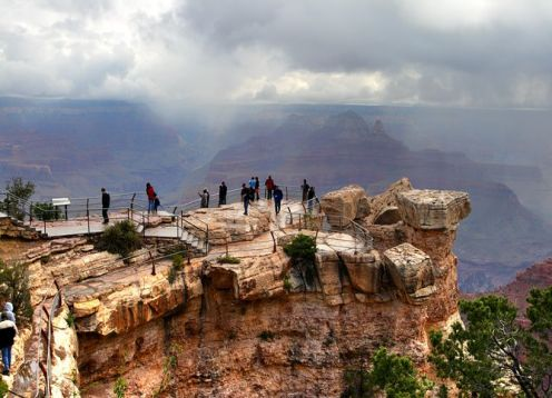 Full day tour to Grand Canyon National Park from Las Vegas. Las Vegas, NV, UNITED STATES