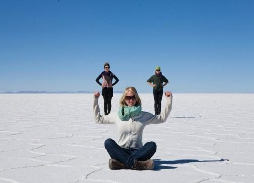 4 días en el salar de Uyuni desde San Pedro de Atacama. San Pedro de Atacama, CHILE