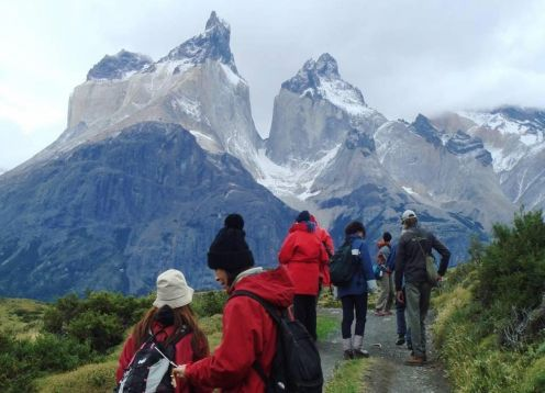 TOUR TORRES DEL PAINE, DIA ENTERO