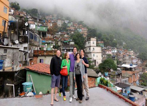 TOUR FAVELA. Rio de Janeiro, BRASIL