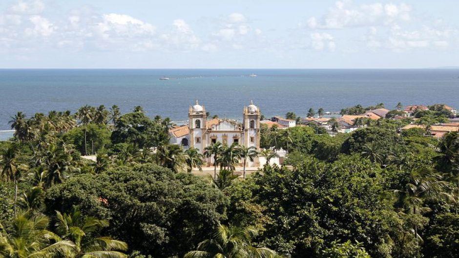 Half day city tour in Recife and Olinda. Recife, BRAZIL