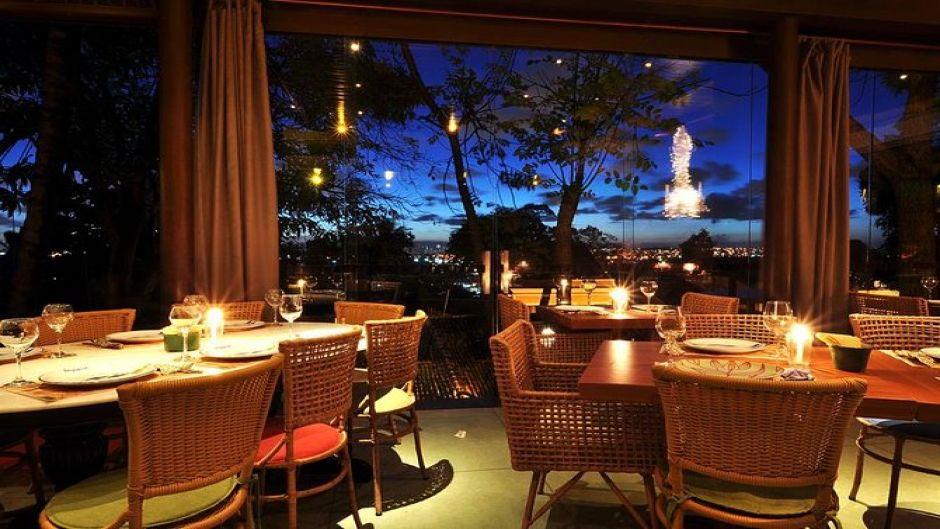 Gastronomic visit to Olinda at nightfall. Recife, BRAZIL