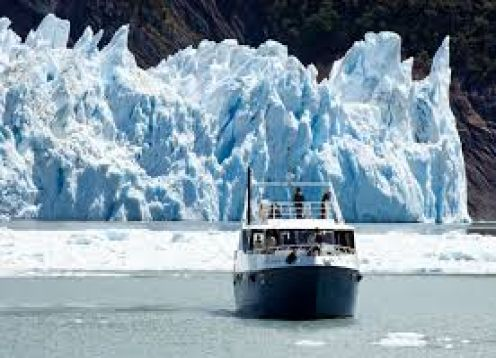Experiencia Glaciares Gourmet . El Calafate, ARGENTINA