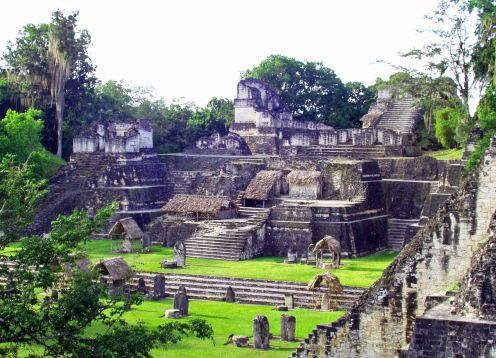 Full day excursion to Copan - Honduras. Guatemala city, Guatemala