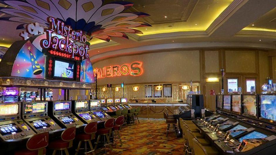 hotel casino en santiago de chile