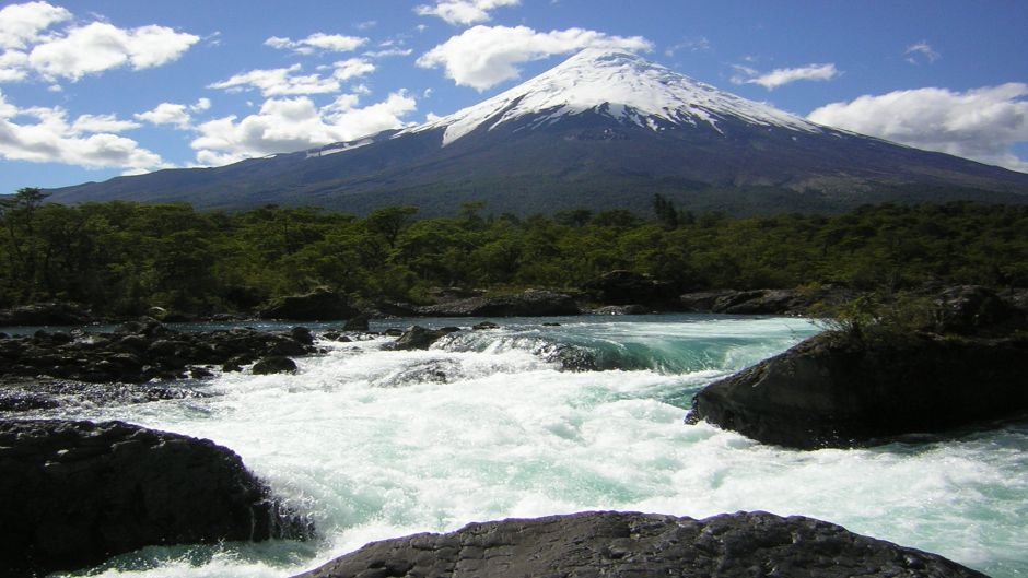 MÁS FOTOS, EXCURSION AL VOLCAN OSORNO