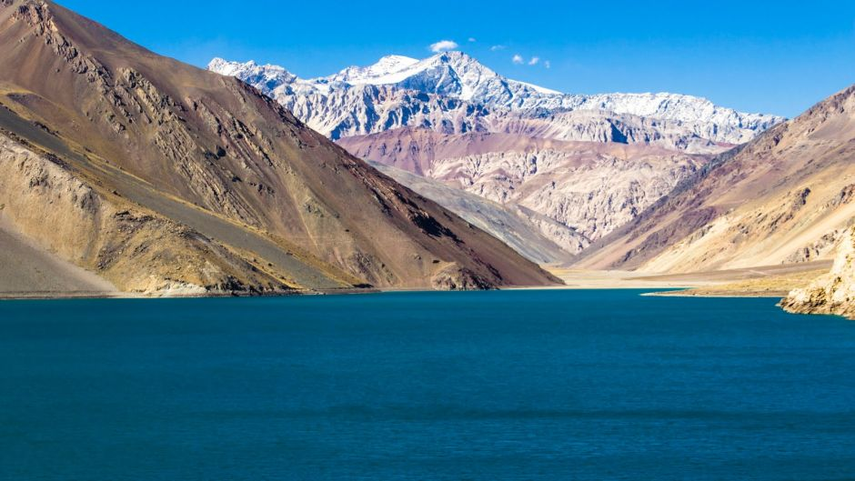 Embalse del Yeso y Laguna los Patos - Santiago, Chile